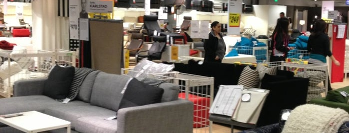 IKEA is one of Return with Friends.