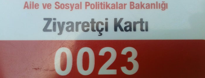Darülaceze is one of PIRLANTA.