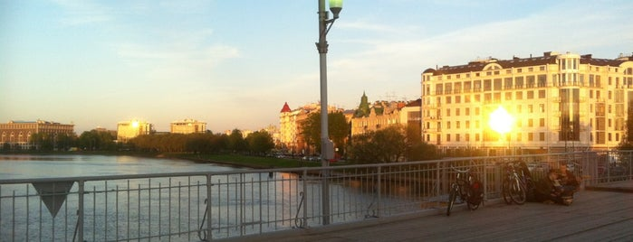 2-й Елагин мост is one of Санкт-Петербург.