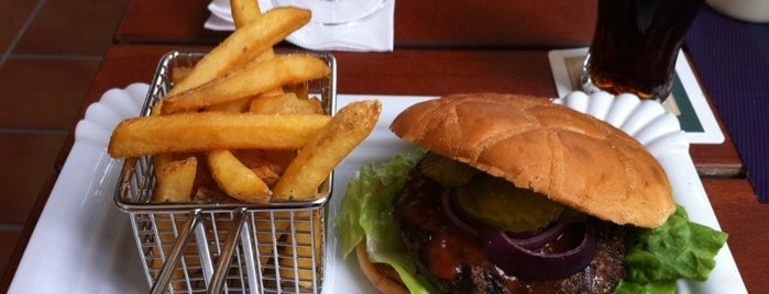 Byte Burger is one of Berlins Best Burger.