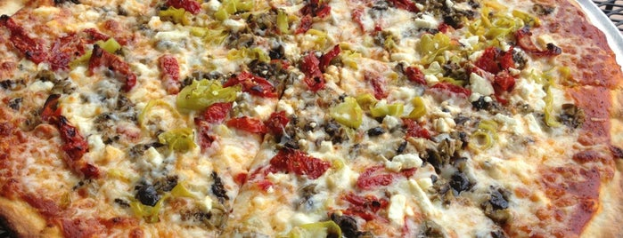 Greenville Avenue Pizza Company is one of Let's eat pizza in D-FW!.
