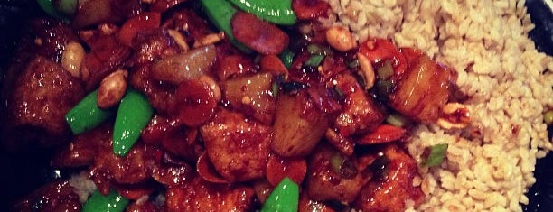Pei Wei is one of The 15 Best Inexpensive Places in Miami.