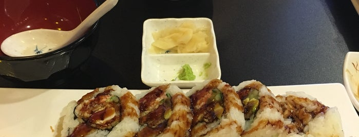 Shogun Sushi is one of Boise.