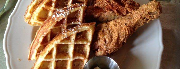 Sweet Chick is one of Brunch spots.
