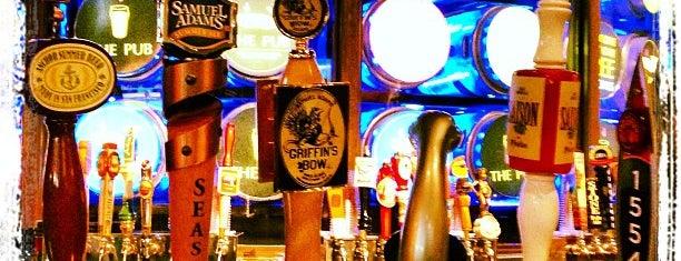 The Pub at Monte Carlo is one of Las Vegas's Best Beer - 2013.