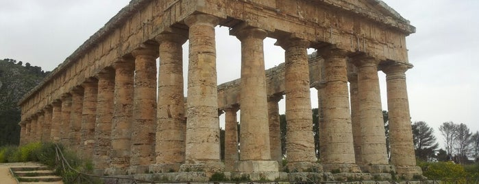 Teatro Antico Segesta is one of Italy 2014.