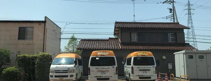 田谷医院 is one of こまつ.