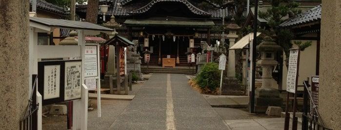本折日吉神社 is one of こまつ.