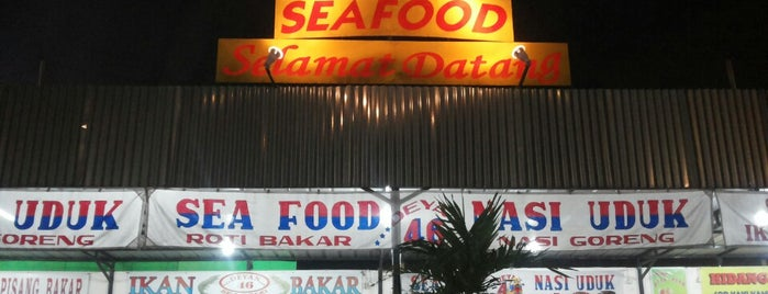 Deyan 46 Seafood is one of Favorite Food.