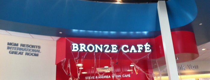 Bronze Cafe at The Center is one of The 15 Best Places for a Healthy Food in Las Vegas.