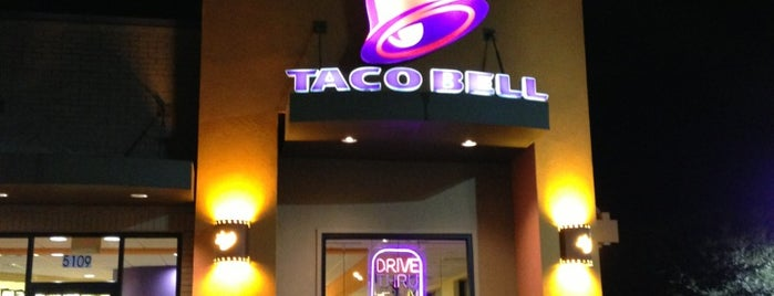 Taco Bell is one of Florida.