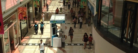 Mall Plaza Vespucio is one of Wolf's Dominions.