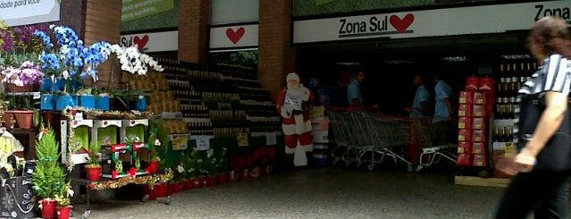 Supermercado Zona Sul is one of Comercio e Serviços.