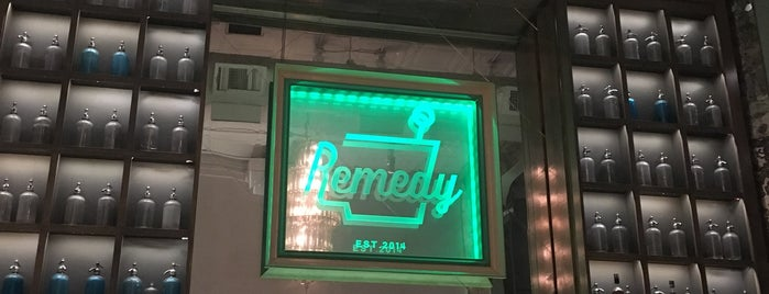 Remedy is one of Top Food Picks In DFW.