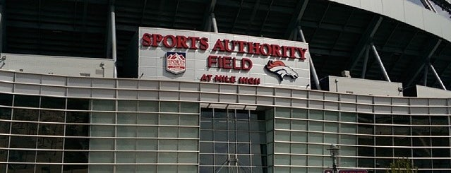 Sports Authority Field at Mile High is one of Events To Visit....