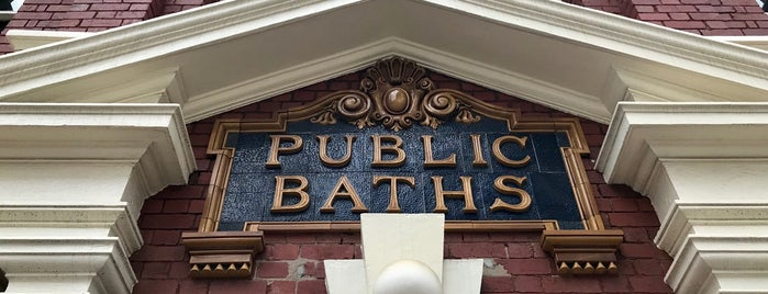 Melbourne City Baths is one of Open House Melbourne.