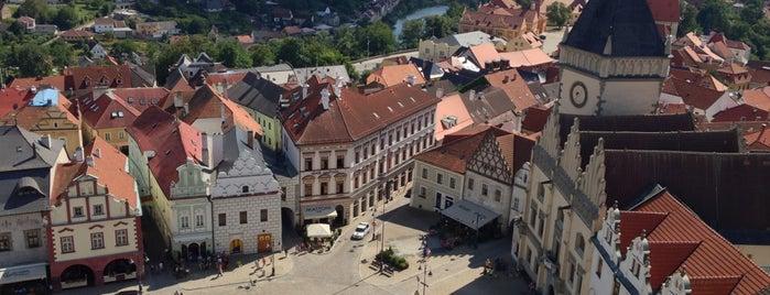 Táborská Věž is one of Místa s vysílači Numitor.cz.