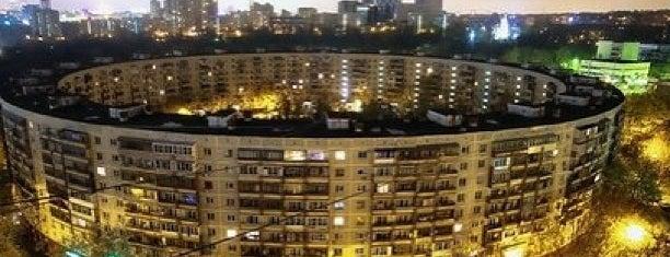 ул. Довженко, 6 is one of Москва и загородные поездки.