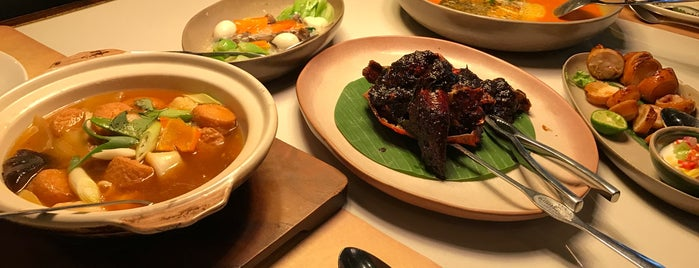 Seribu Rasa is one of Restaurant/Foodcourt.