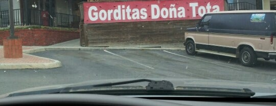 Gorditas Doña Tota is one of Miles List.