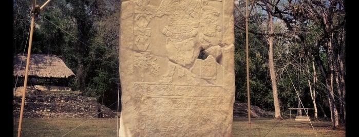 Zona Arqueológica de Bonampak is one of Mexico // Cancun.