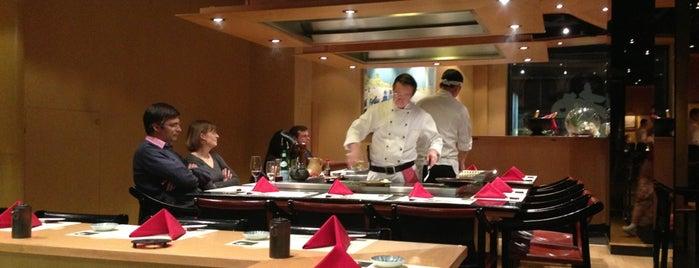 Restaurant Miyako is one of Cool spots in Geneva.