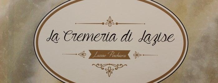 La Cremeria di Lazise is one of Veneto best places 2nd part.
