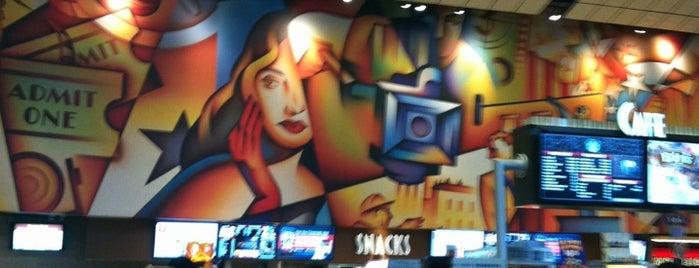 Cinemark is one of Cincinnati.