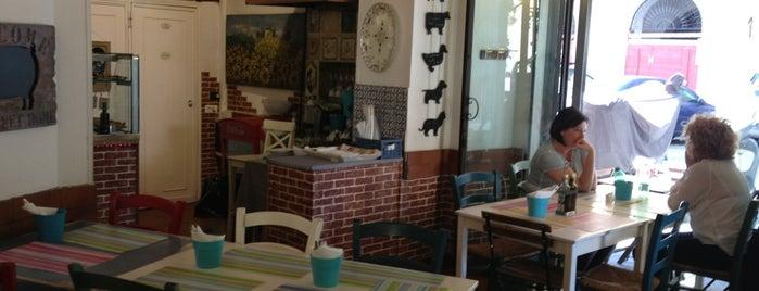 La Cuccuma is one of Places to visit again.