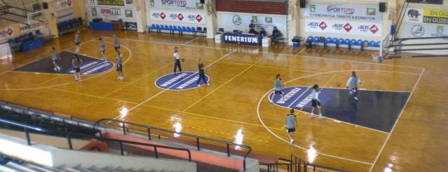 Caferağa Spor Salonu is one of İstanblue.