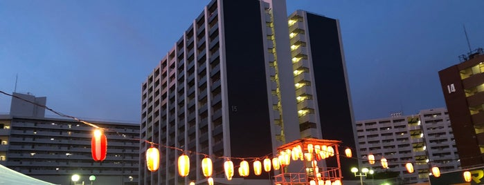 川口芝園団地 is one of lieu a Tokyo 3.