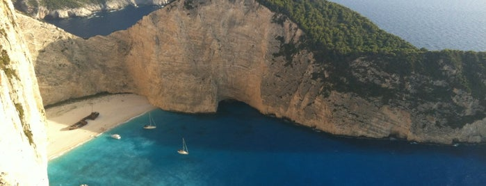 Shipwreck Bay Lookout is one of Part 3 - Attractions in Europe.