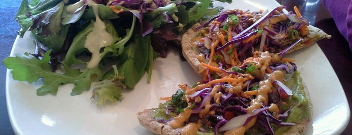 SunCafe Organic is one of The 15 Best Vegetarian and Vegan Restaurants in Los Angeles.