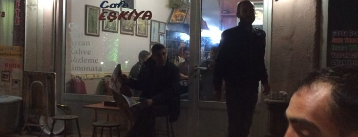 Cafe Eşkiya is one of Muğlaa <3.