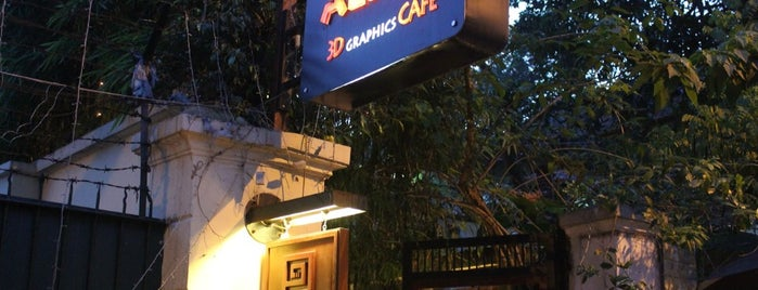 Align is one of Café Hà Nội.