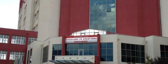 Aydın Adnan Menderes Üniversitesi Uygulama ve Araştırma Hastanesi is one of ogun's.