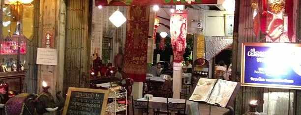 Heon Luang Prabang is one of Chiangkan.