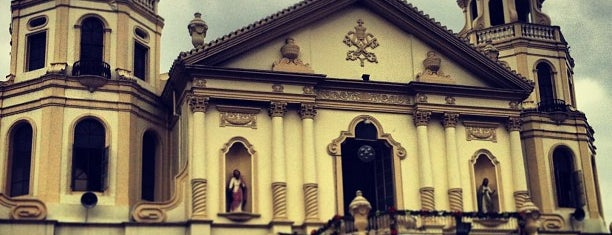 Minor Basilica of the Black Nazarene (Quiapo Church) is one of Best places in Quezon City, Philippines.
