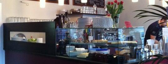 Café Miro is one of Berlin.