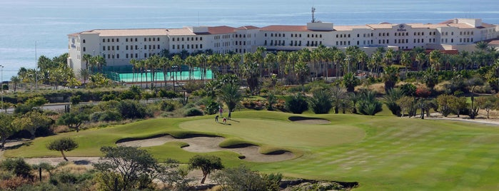 Cabo Real Golf Club is one of My life in Los Cabos.