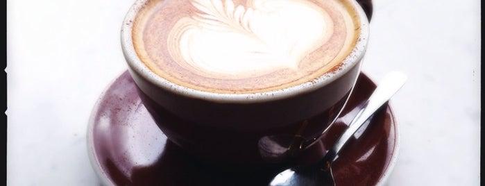 Stumptown Coffee Roasters is one of GOOD COFFEE.