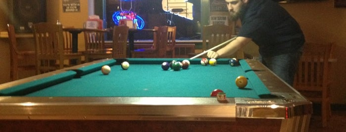 Redwood Tavern is one of nightlife.