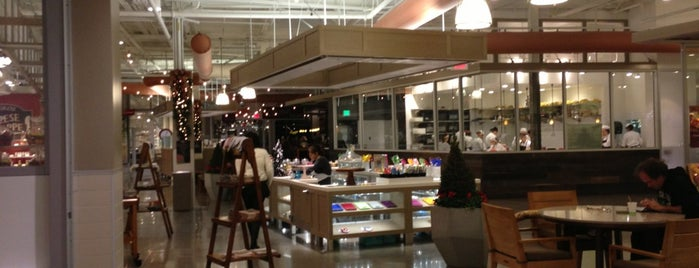 The Market At Santa Monica Place is one of LOVING LA!!.