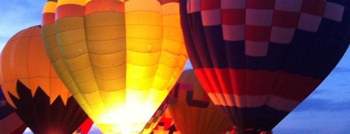 Balloon Fiesta Park is one of Fun.