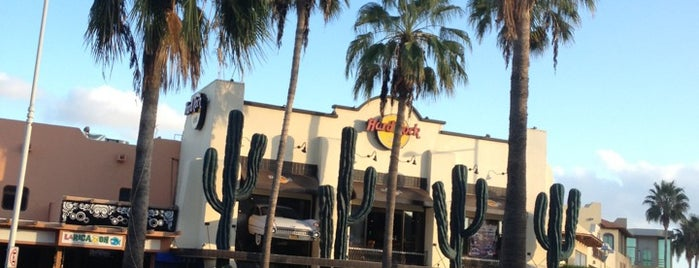 Hard Rock Cafe Cabo San Lucas is one of HARD ROCK CAFE'S.