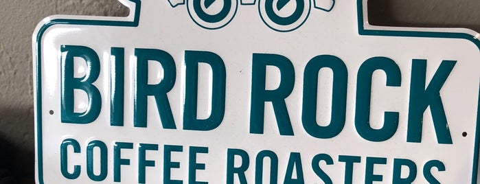Bird Rock Coffee Roasters is one of Coffee Snob Approved.