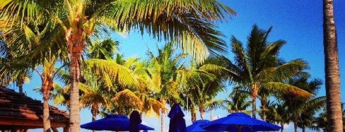 Hawks Cay Resort is one of The Florida Keys.