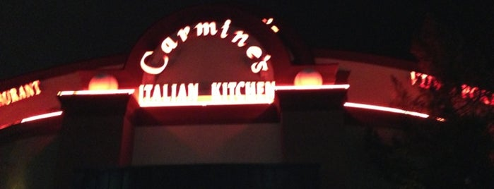Carmine's Pizza Kitchen is one of Vegas Baby!!.