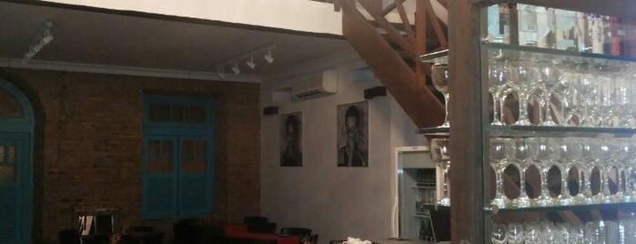 Galeria Café Castro Alves is one of  Recomendo.