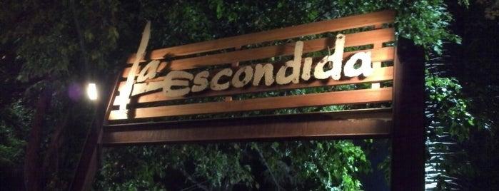 La Escondida is one of Wifi en Buenos Aires.